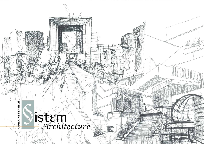 Conception Architecturale Sistem Architecture